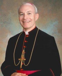 Bishop George Lucas